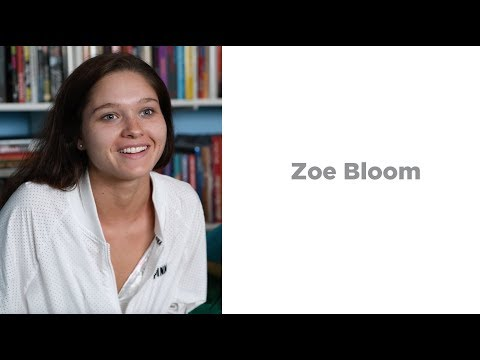 Interview with Zoe Bloom