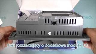 Unitronics Vision V280-18-B20B Sterownik Programowalny PLC HMI