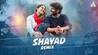 Shayad Remix DJ Taz & DJ Bappi | Love Aaj Kal | New DJ Songs Remix 2020 | Arijit Singh