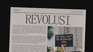 Kidnap Katrina - REVOLUSI (Lyric Video)