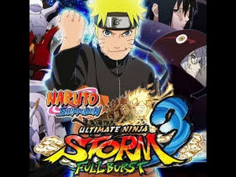 Видео обзор про игру Наруто - Naruto Shippuden Ultimate Ninja Storm 3 Full Burst PC