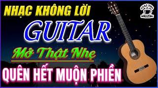Nhạc không Lời Buổi Sáng Thư Giãn Giải Trí ➤Hòa Tấu Rumba Guitar Cafe Buổi Sáng , MUZIK GIẢI TRÍ #36