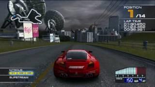 Ridge Racer 7 Manufacturer's Trial 03