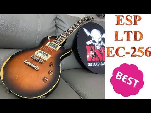 ESP LTD EC-256. Лучшая бюджетка по деньгам?