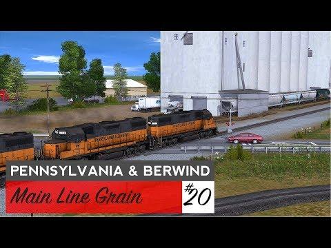 Pennsylvania & Berwind Episode 20: Main Line Grain