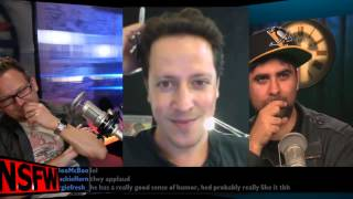 NSFW 202 - Aftershow - Silly Boy Nonsense