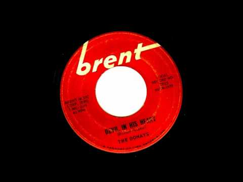 THE DONAYS   DEVIL IN HIS HEART-1962 Brent 45- 7033.wmv