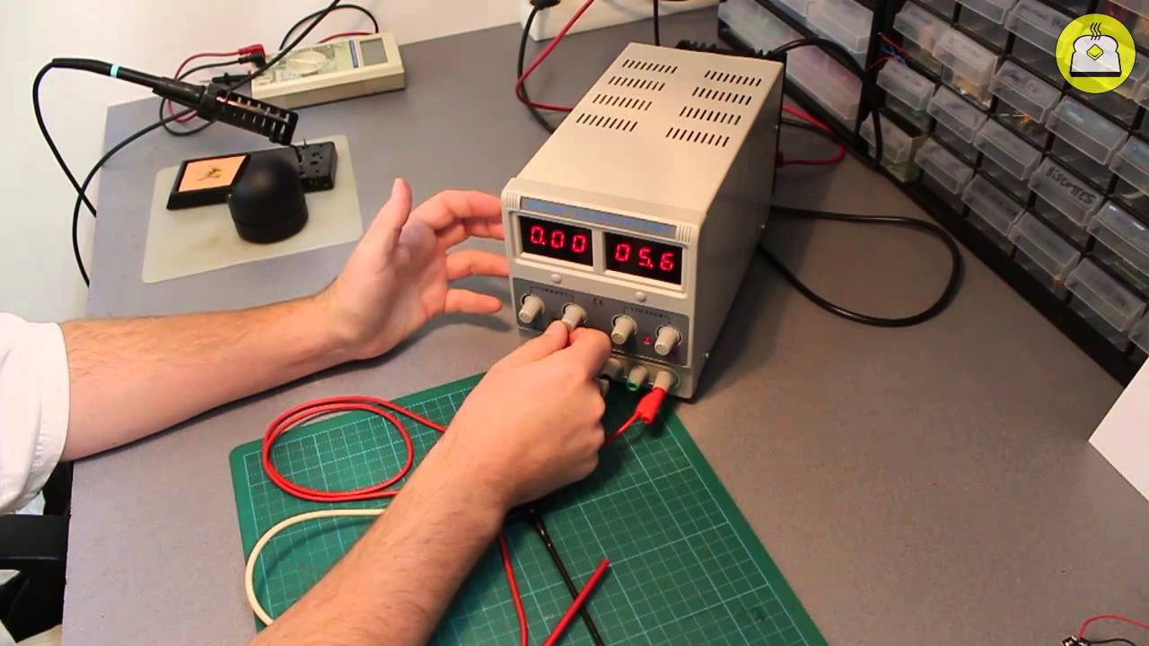 Bench Power Supply Psu Tutorial Youtube Volt 2 Amp Single Ic Regulator