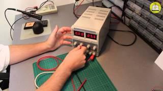 Bench Power Supply (PSU) tutorial