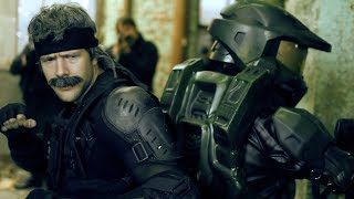 Modern Warfare 2 встречает Metal Gear Solid - часть 5