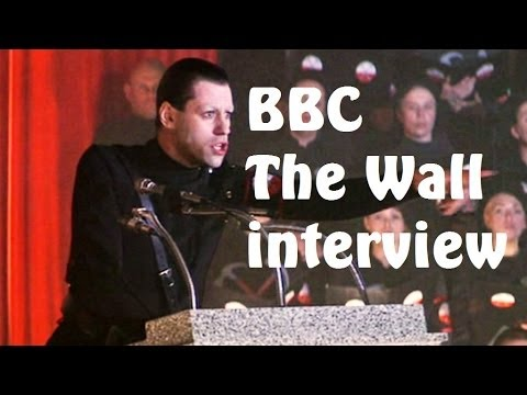 "Pink Floyd ""The Wall"" BBC radio interview from 1979"