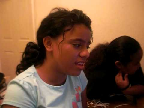DINAH JANE (tongan girl singing)
