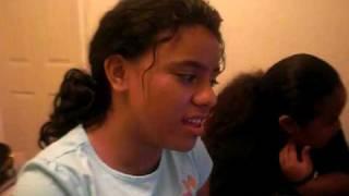DINAH JANE (tongan girl singing)