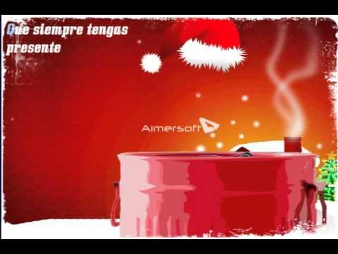 Vispera de Navidad - video Navideños para Compartir en Facebook