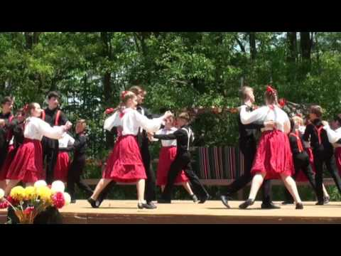French-Canadian Folk Dance