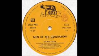 David Davil - Men Of My Generation (12