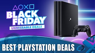 Black Friday - Final Sales Now Live! £199.99 PS4 bundle and more!