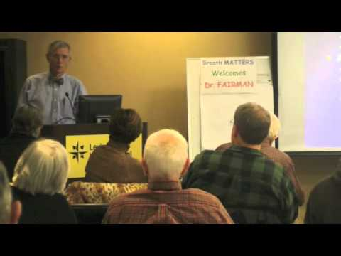 IPF - Dr. Paul Fairman - Part 4