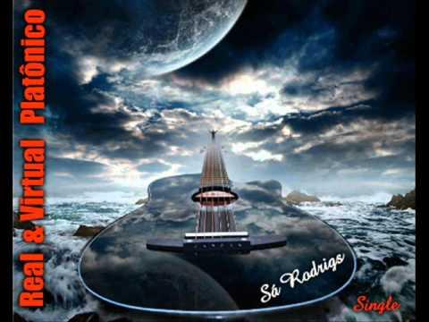 Álbum Autoral - Real & Virtual Platônico - Sá Rodrigs