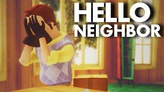 Hello Neighbor Alpha 3 | KOMŠIJA PLAČE ?