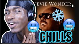 FIRST TIME HEARING‼️Stevie Wonder Superstition(REACTION!!!)