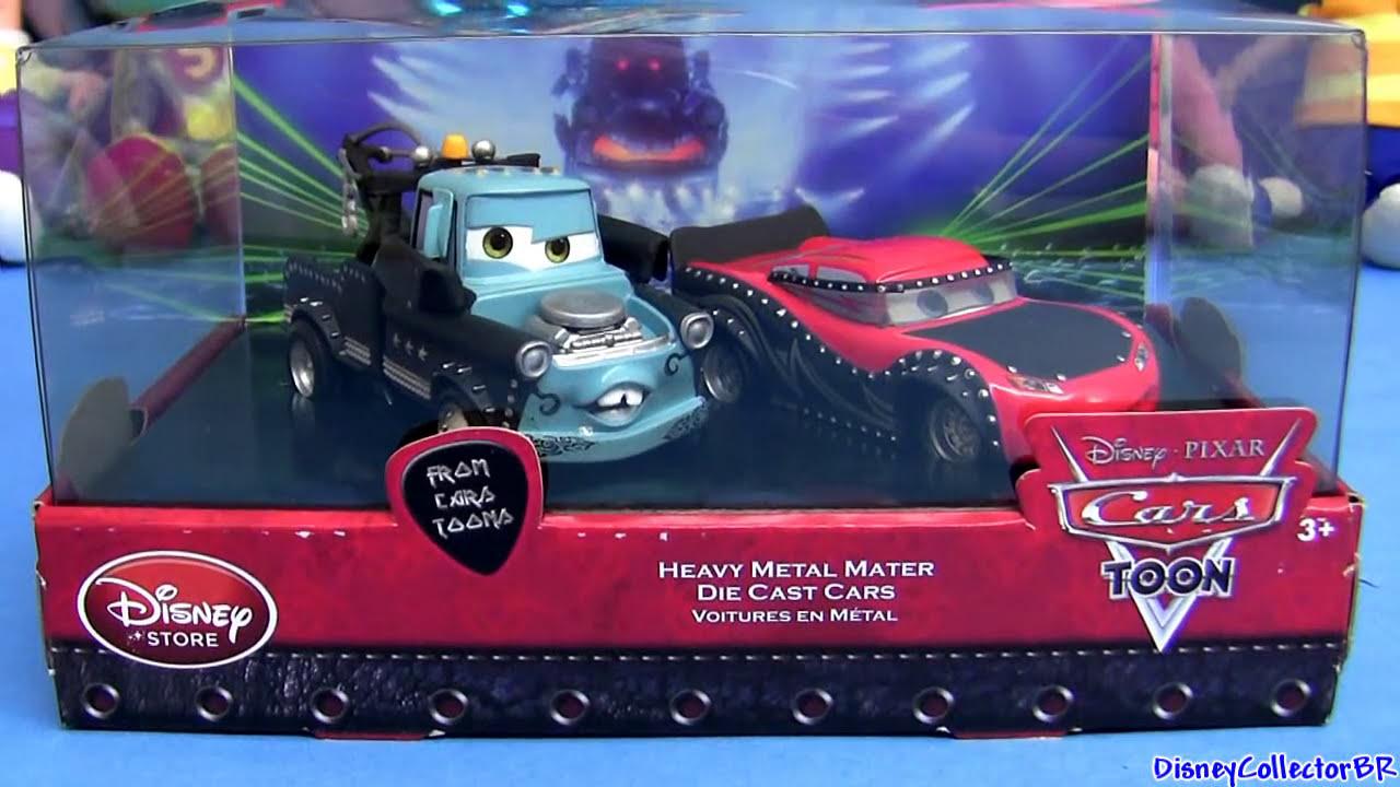 Disney Cars Mater Tow Truck