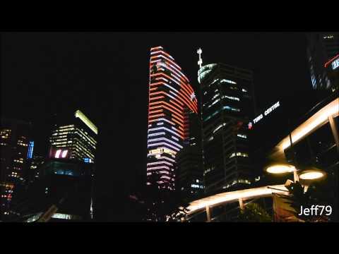 Ocean Financial Centre Exterior Lighting