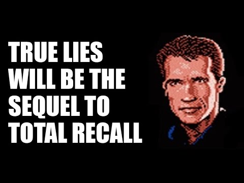 True Lies Will Be The Sequel To Total Recall (Retro Rumors #26)