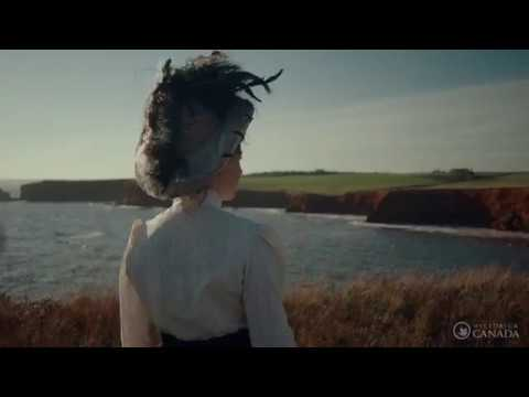 Heritage Minutes: 赤毛のアンを書いた L・M・モンゴメリ