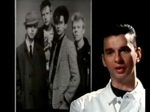 Depeche Mode - Interview (1988) Vince Clarke