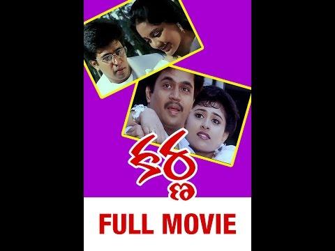 Karnaa Telugu Full Movie | Arjun | Ranjitha | Vineetha | Selva