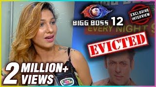 Jasleen Matharu EVICTION Interview | EXCLUSIVE Interview | Bigg Boss 12