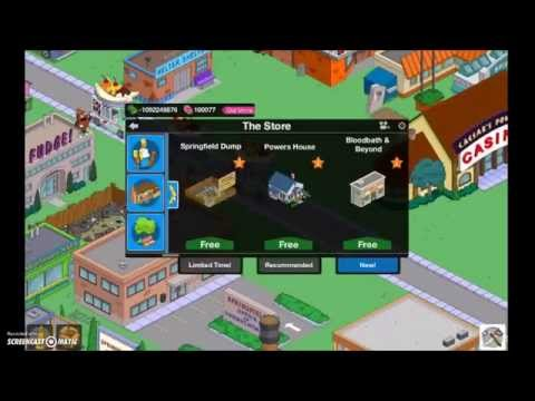 cheats springfield deutsch android