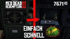 Red Dead Redemption 2 - SCHNELL & EINFACH VIEL GELD VERDIENEN mit DIESER METHODE!