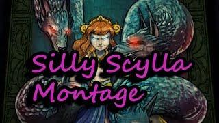 |SMITE| Silly Scylla Gameplay Montage