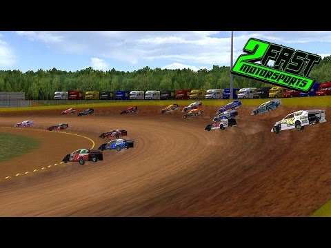 """The Masters"" - Cedar Lake Speedway - 2FAST Mod Mania"