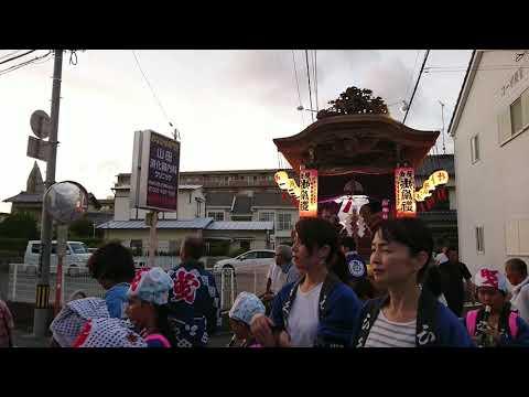 2018 曳馬町金屋の夏祭り③ - You...