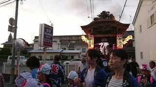 2018 曳馬町金屋の夏祭り③