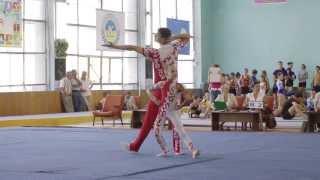 Егор и София. Чемпионат Украины, Винница, июнь 2013