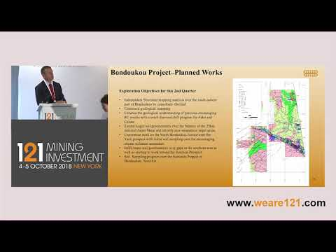 Presentation: Awale Resources - 121 Mining Investment New York October 2018