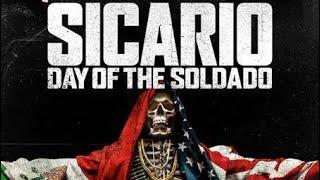 Sicario: Day of the Soldado (2018) Dual Audio [Hindi Dubbed (ORG) & English] Hollywood Movie 18+