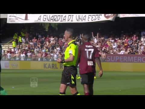 Serie B ConTe.it 2016/2017 | 41ª Giornata Salernitana –  Avellino 2 - 0  |Highlights