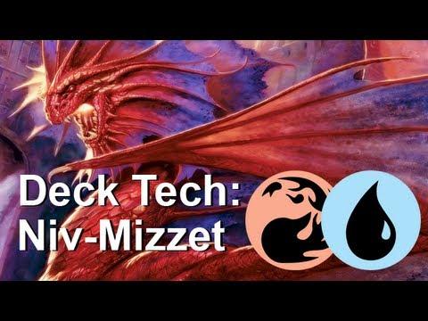 Inside The Deck #77: Commander Niv-Mizzet, the Firemind Deck Tech