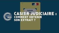Comment obtenir son extrait de casier judiciaire ? - #CONSOMAG