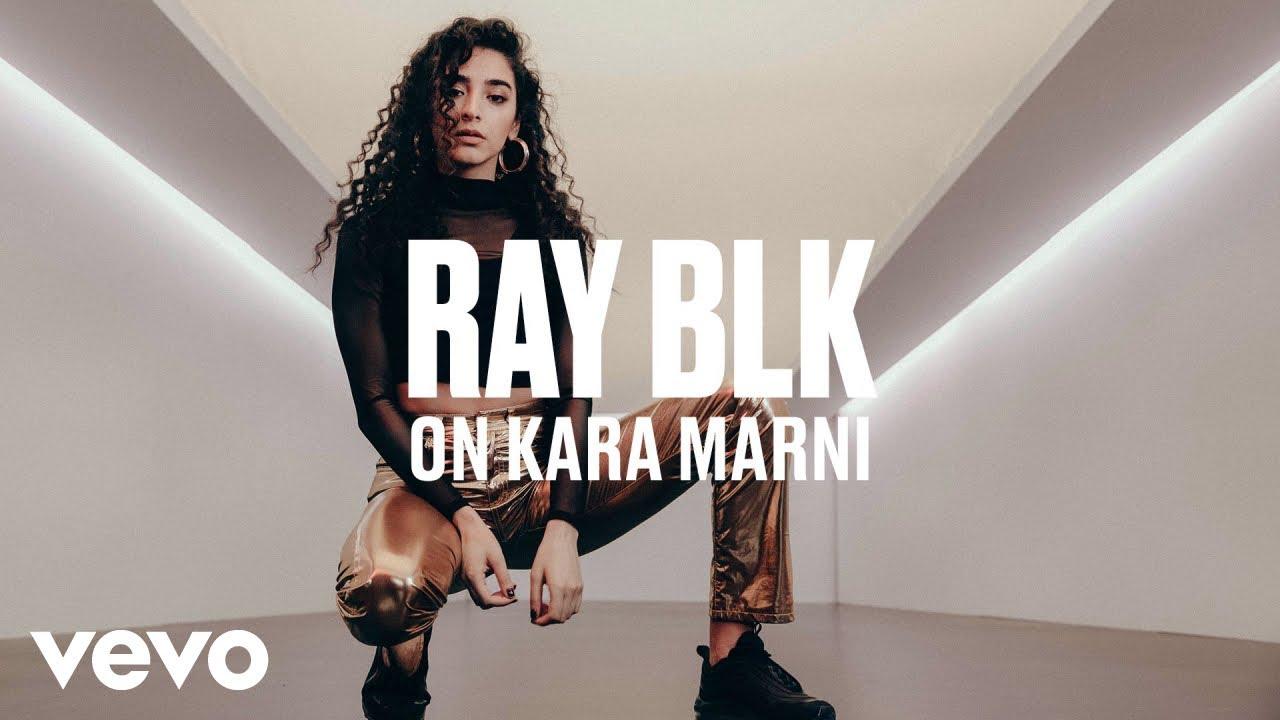RAY BLK on Kara Marni's incredible live shows | Vevo DSCVR Interview