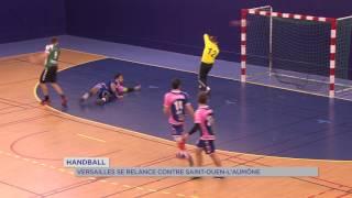 Handball : Versailles se relance en pré-nationale