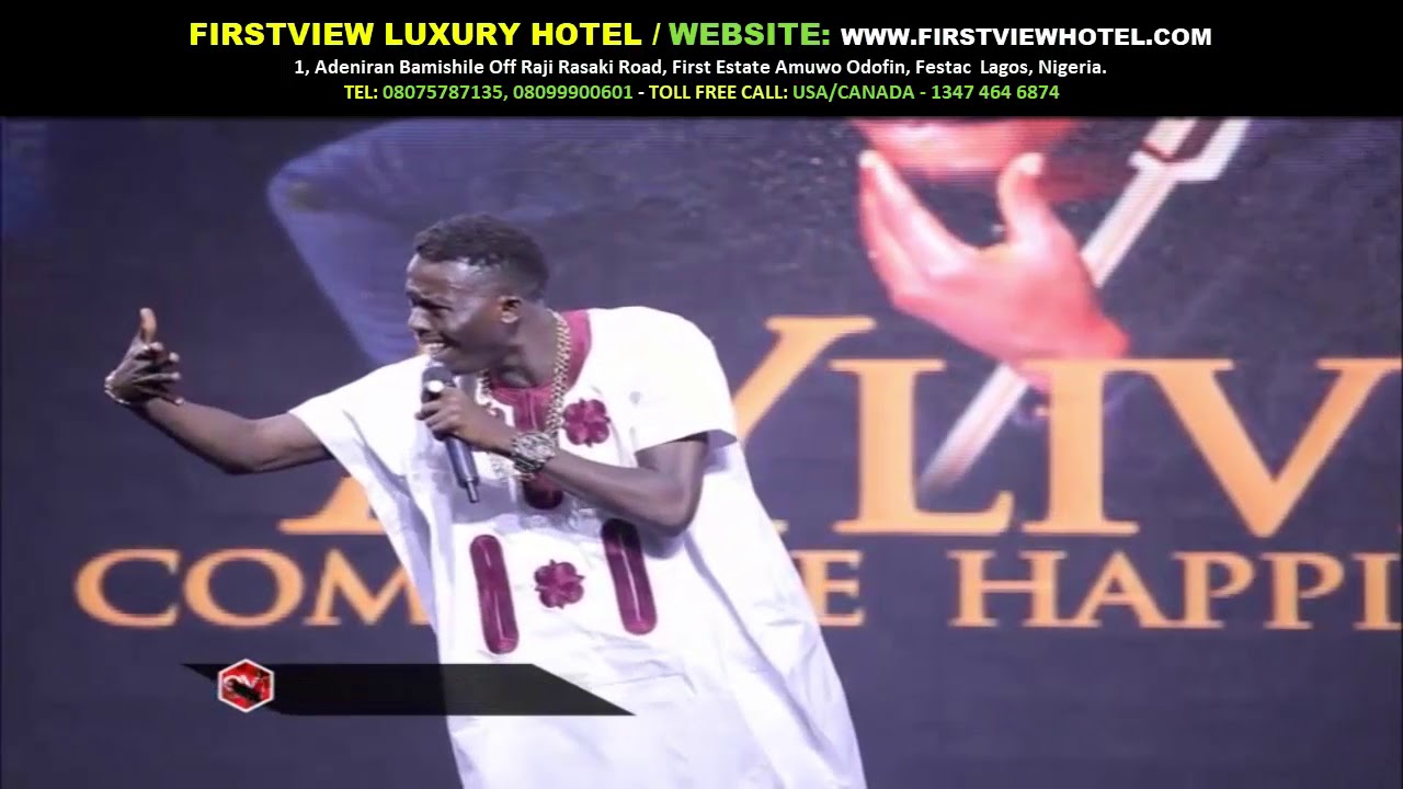 Iyanya, Akpororo, Gordons and More  My Highlights From Ay Live Port Harcourt Edition October 2015