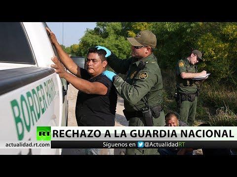 California no enviará  a guardia nacional a frontera con México