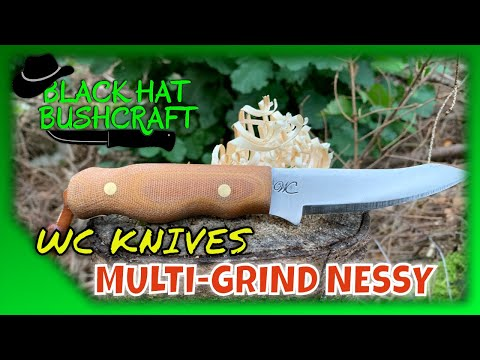 WC Knives Nessy: