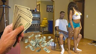 I WANT TO BE A STRIPPER PRANK !! ON FLIGHT (EXTREMELY FUNNY)